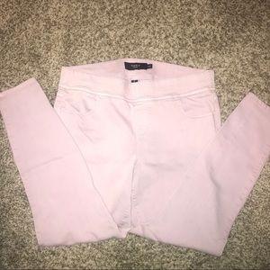 Torrid lavender jeans 1
